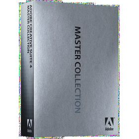 Adobe Creative Suite CS6 Master Collection (Box)