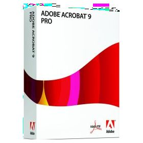 Adobe Acrobat Professional 11 (Box)