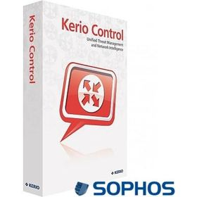 Kerio Control 7 с Антивирусом Sophos (подписка на 1 год add-on 20 users)
