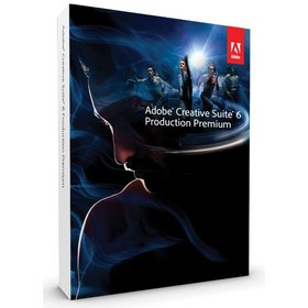 Adobe Systems Adobe Creative Suite 6 Production Premium